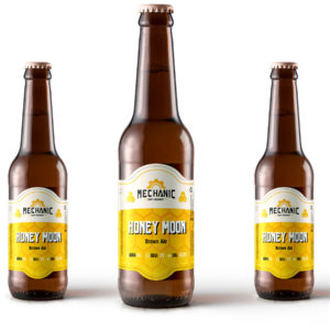 Пиво Honey Moon