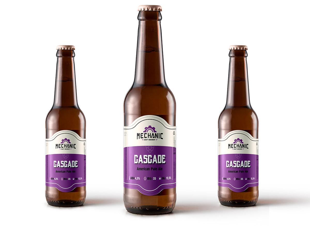 Cascade / American pale ale