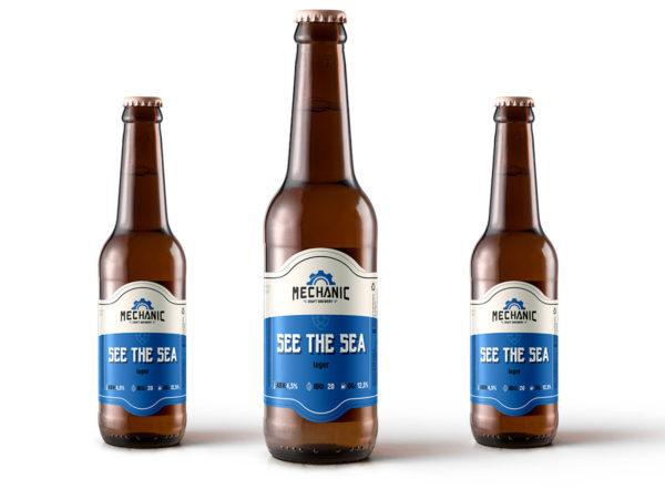 Пиво See the sea