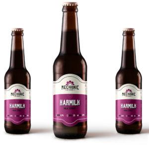 Пиво Harmilk